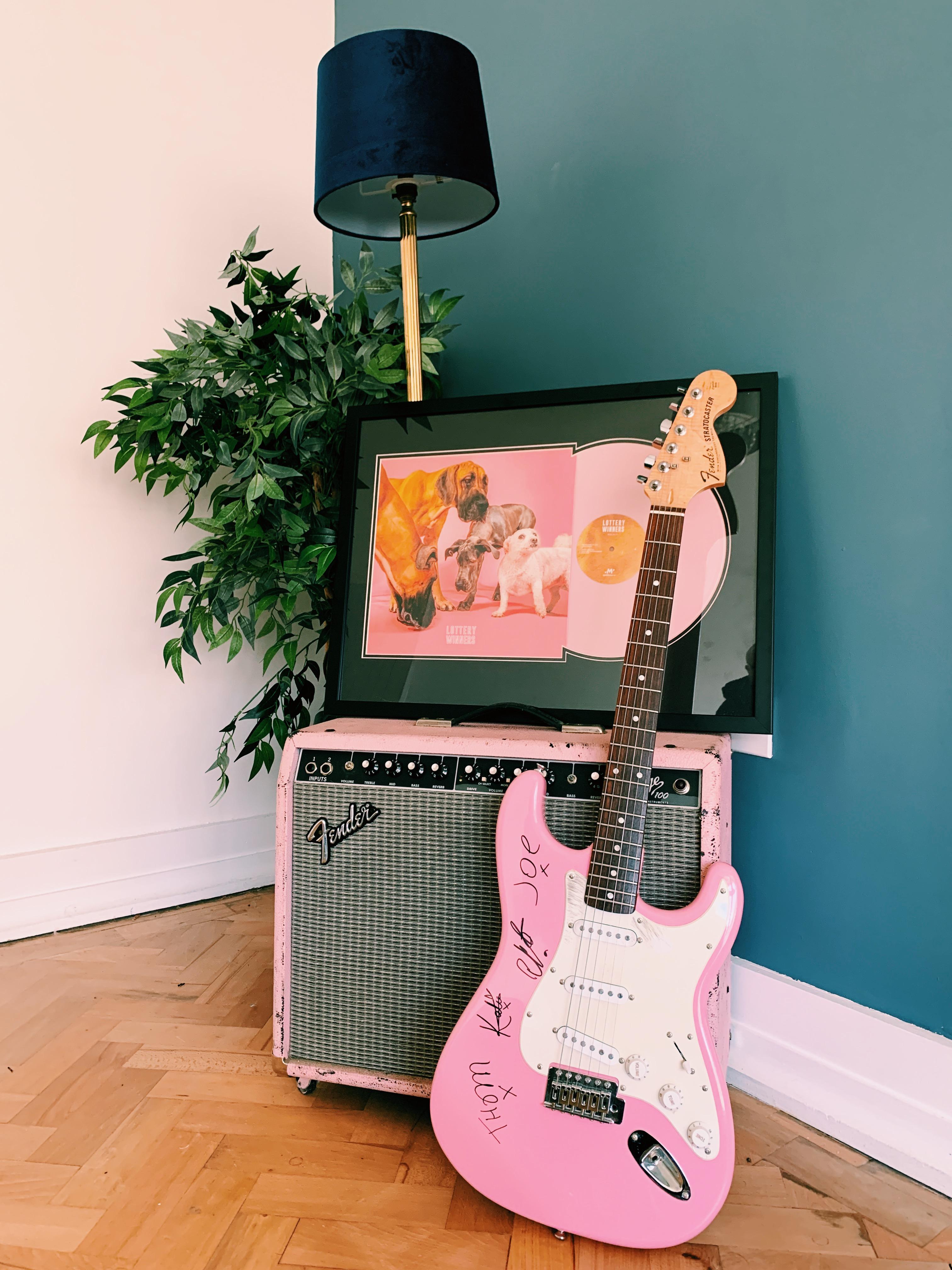 Win a Guitar